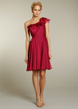 Alvina Maids Bridesmaids and Special Occasion Dresses Style 9182 by JLM Couture, Inc.