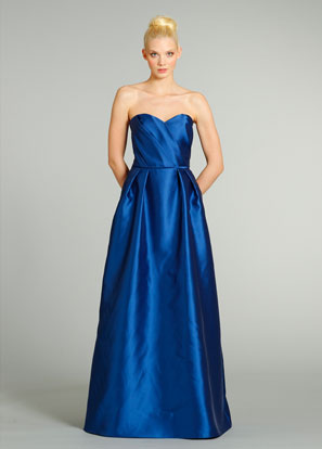 Alvina Maids Bridesmaids and Special Occasion Dresses Style 9267 by JLM Couture, Inc.