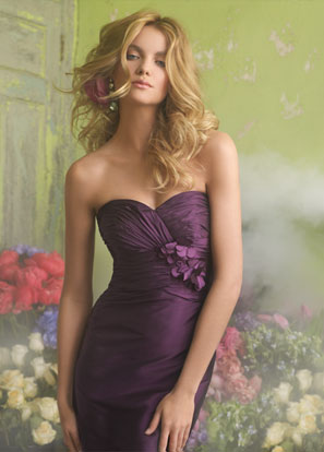 Alvina Maids Bridesmaids and Special Occasion Dresses Style 9028 by JLM Couture, Inc.