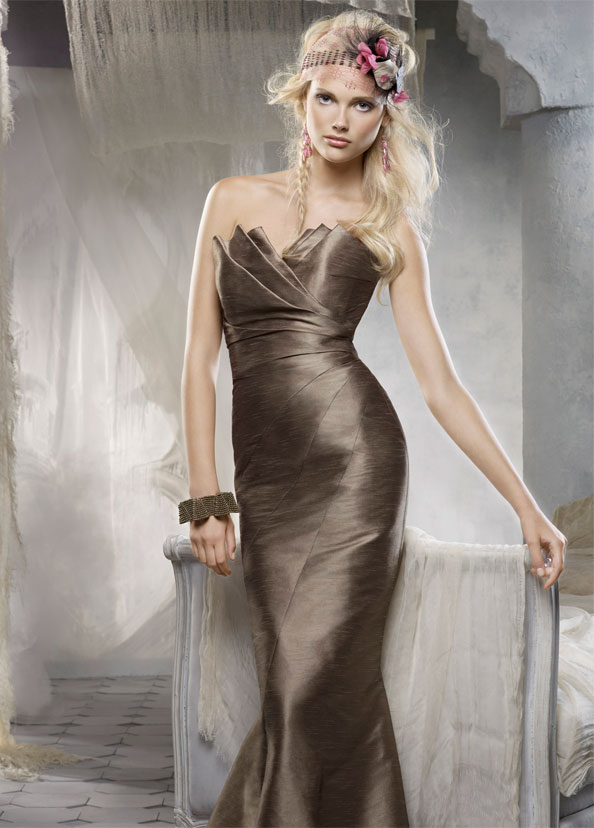 Alvina Maids Bridesmaids and Special Occasion Dresses Style AV9166 by JLM Couture, Inc.