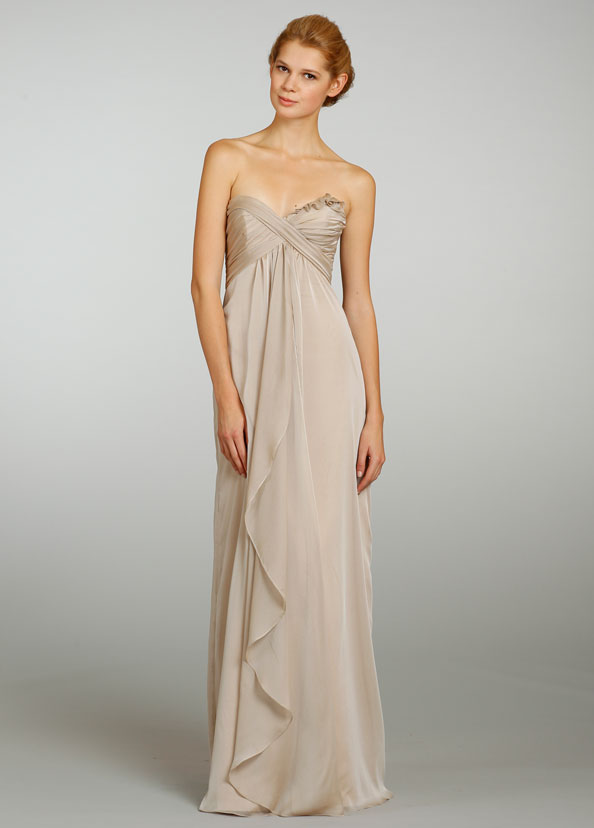 Alvina Maids Bridesmaids and Special Occasion Dresses Style AV9327 by JLM Couture, Inc.