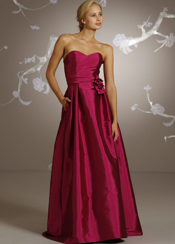 Alvina Maids Bridesmaids and Special Occasion Dresses Style AV9123 by JLM Couture, Inc.