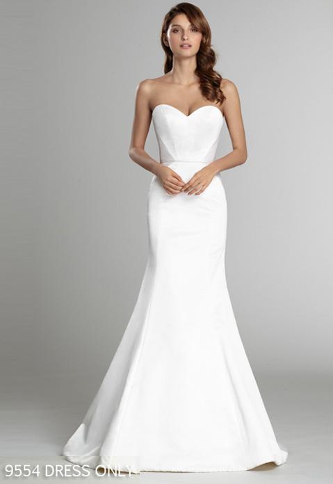 Wedding Dresses Modified A Line : Bridal gowns wedding dresses by alvina valenta style av
