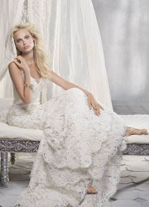 Alvina Valenta Bridal Dresses Style 9161 by JLM Couture, Inc.