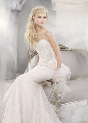 Alvina Valenta Bridal Dresses Style 9257 by JLM Couture, Inc.