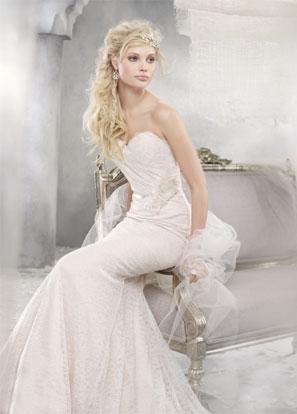 Alvina Valenta Bridal Dresses Style 9257 by JLM Couture, Inc.