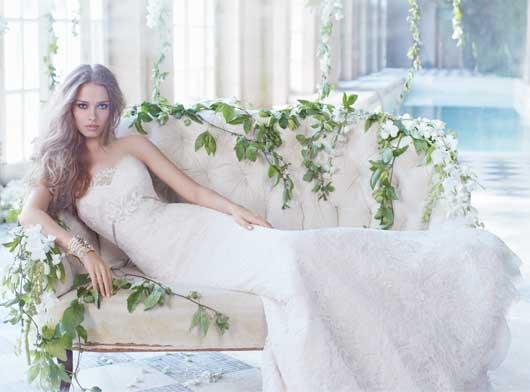 Alvina Valenta Bridal Dresses Style 9352 by JLM Couture, Inc.