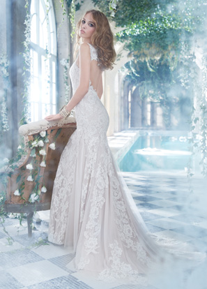 Alvina Valenta Bridal Dresses Style 9407 by JLM Couture, Inc.