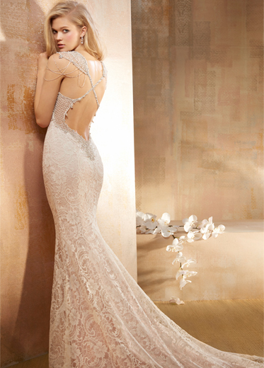 Alvina Valenta Bridal Dresses Style 9511 by JLM Couture, Inc.
