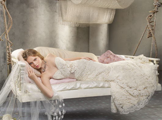 Alvina Valenta Bridal Dresses Style 9102 by JLM Couture, Inc.