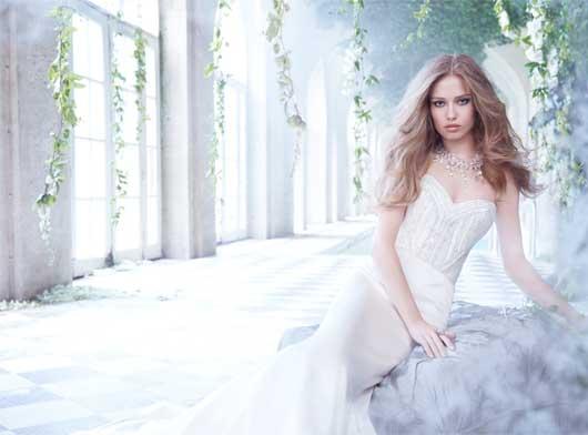 Alvina Valenta Bridal Dresses Style 9366 by JLM Couture, Inc.