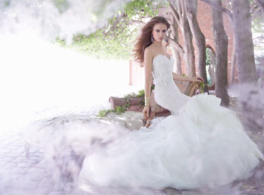 Alvina Valenta Bridal Dresses Style 9350 by JLM Couture, Inc.