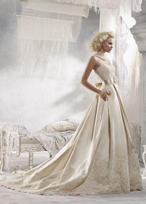 Alvina Valenta Bridal Dresses Style 9215 by JLM Couture, Inc.