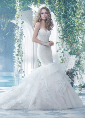 Alvina Valenta Bridal Dresses Style 9414 by JLM Couture, Inc.