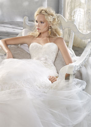 Alvina Valenta Bridal Dresses Style 9162 by JLM Couture, Inc.