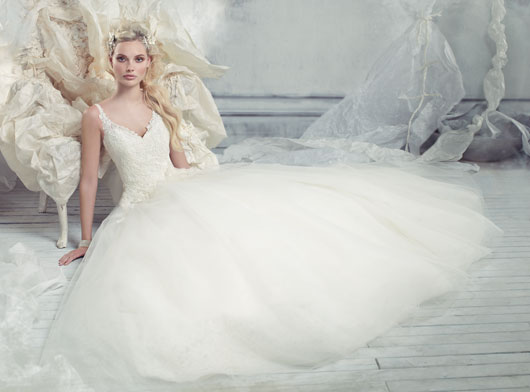 Alvina Valenta Bridal Dresses Style 9301 by JLM Couture, Inc.