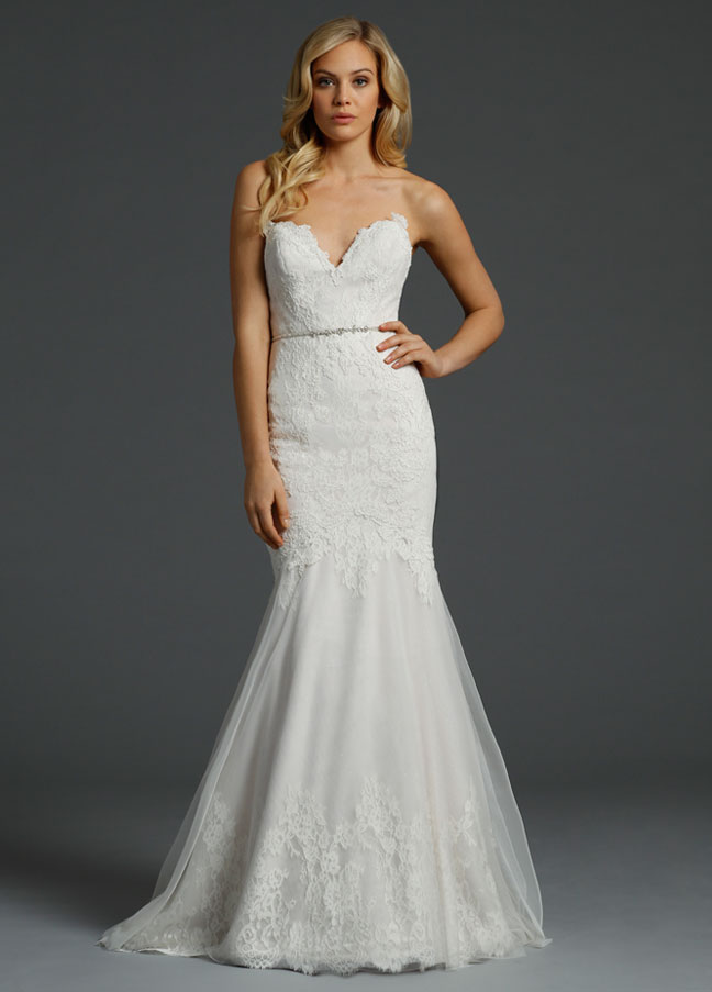 Alvina Valenta Bridal Gowns, Wedding Dresses Style AV9451 by JLM Couture, Inc.