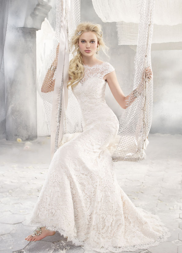 Alvina Valenta Bridal Gowns, Wedding Dresses Style AV9258 by JLM Couture, Inc.
