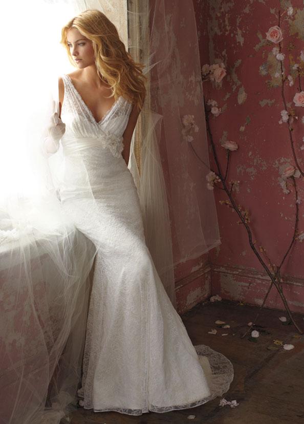 Alvina Valenta Bridal Gowns, Wedding Dresses Style AV9052 by JLM Couture, Inc.