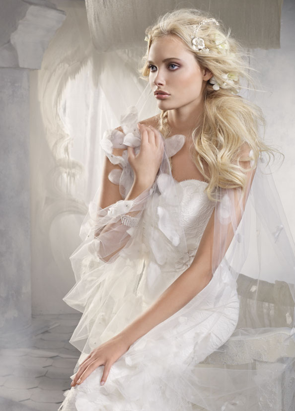 Alvina Valenta Bridal Gowns, Wedding Dresses Style AV9163 by JLM Couture, Inc.