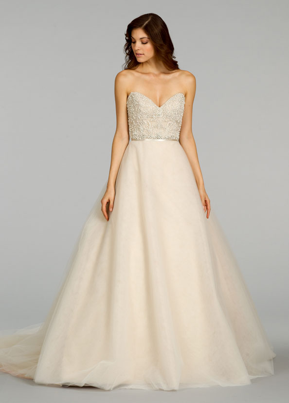 Alvina Valenta Bridal Gowns, Wedding Dresses Style AV9401 by JLM Couture, Inc.