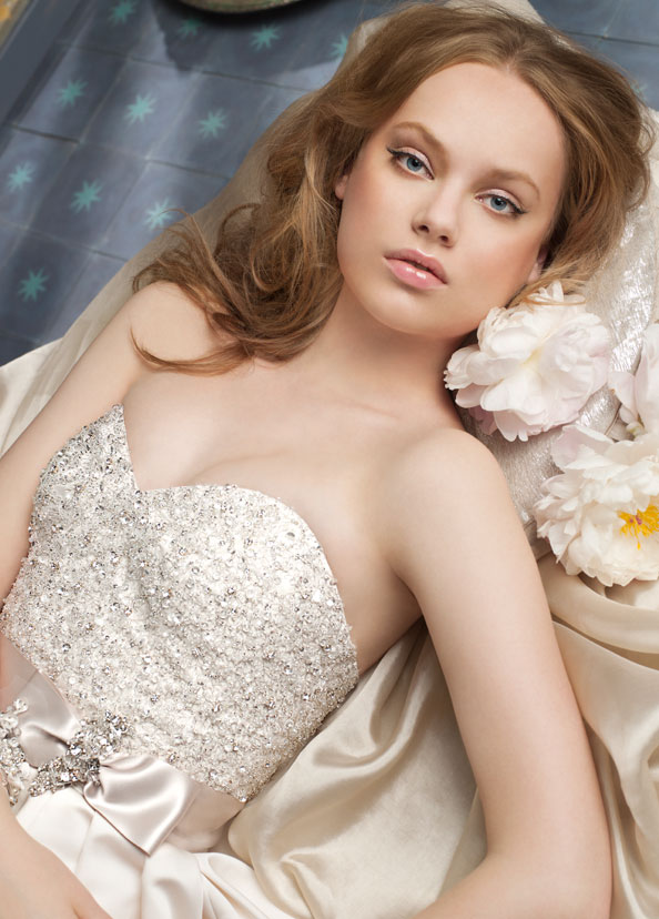 Alvina Valenta Bridal Gowns, Wedding Dresses Style AV9110 by JLM Couture, Inc.