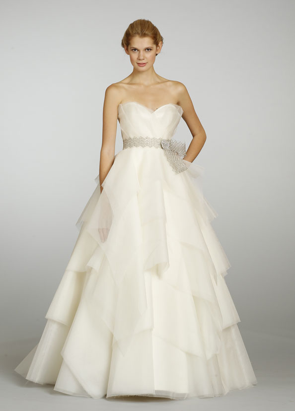Alvina Valenta Bridal Gowns, Wedding Dresses Style AV9306 by JLM Couture, Inc.