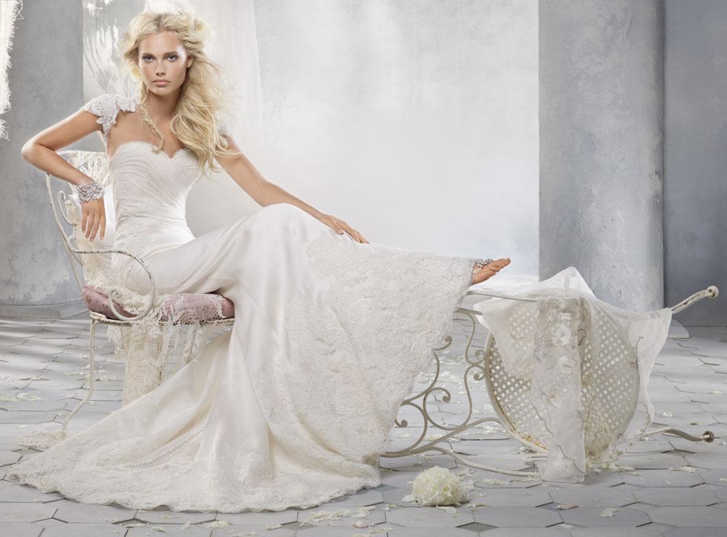 Alvina Valenta Bridal Gowns, Wedding Dresses Style AV9153 by JLM Couture, Inc.