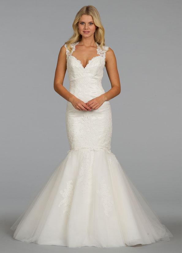 Alvina Valenta Bridal Gowns, Wedding Dresses Style AV9403 by JLM Couture, Inc.