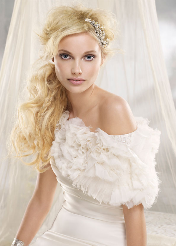 Alvina Valenta Bridal Gowns, Wedding Dresses Style AV9200 by JLM Couture, Inc.