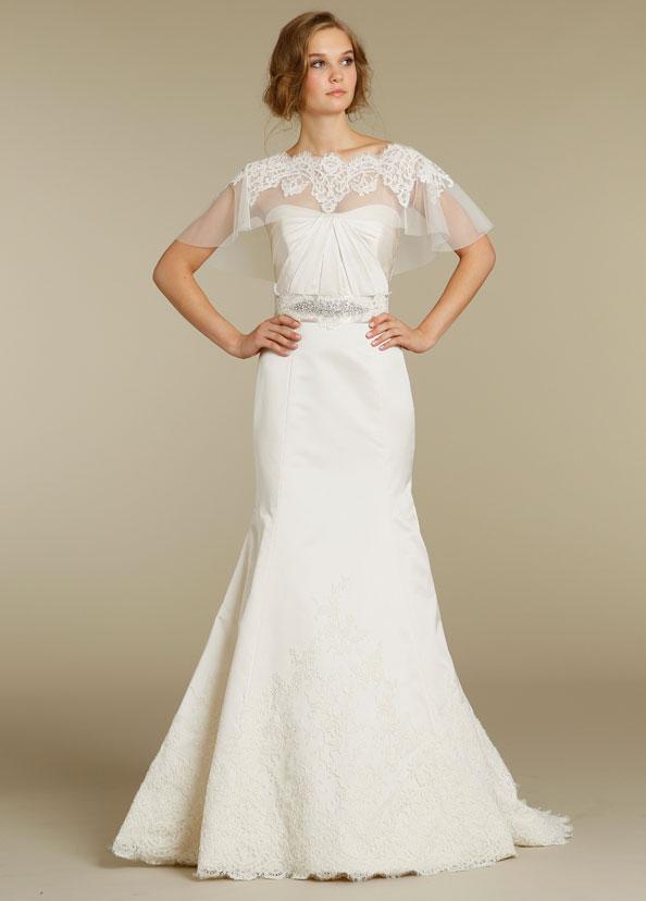 Alvina Valenta Bridal Gowns, Wedding Dresses Style AV9206 by JLM Couture, Inc.