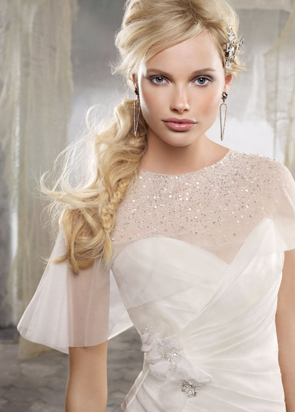 Alvina Valenta Bridal Gowns, Wedding Dresses Style AV9208 by JLM Couture, Inc.