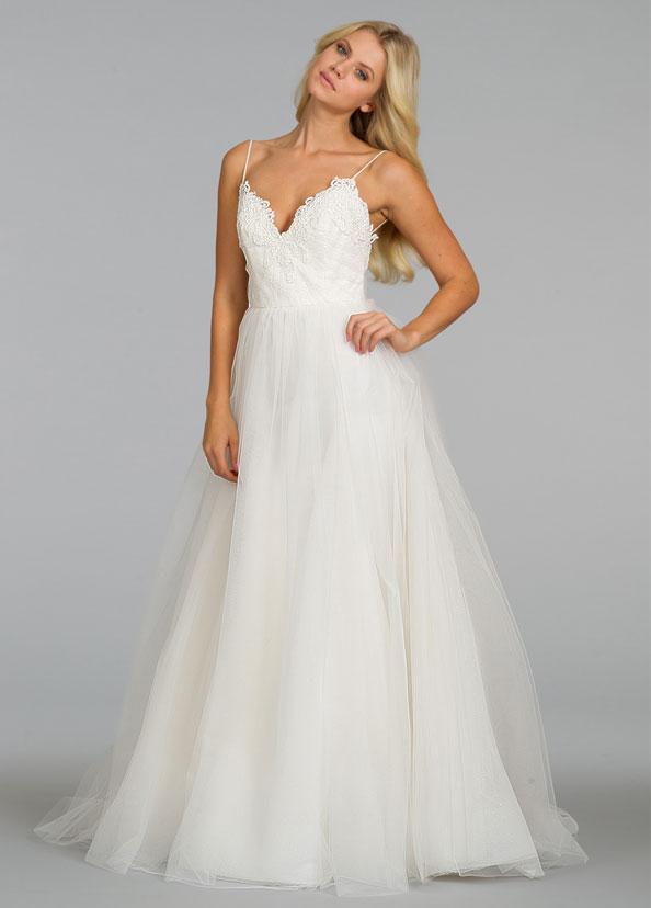 Alvina Valenta Bridal Gowns, Wedding Dresses Style AV9408 by JLM Couture, Inc.