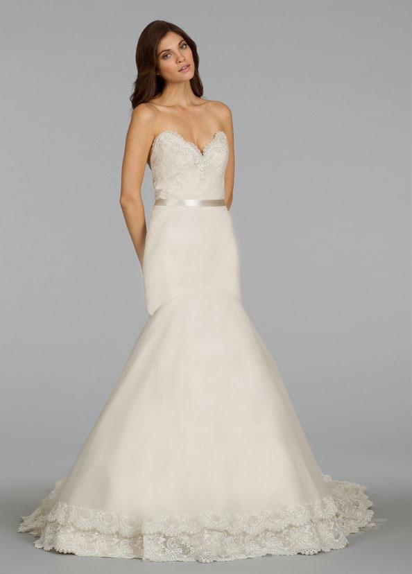 Alvina Valenta Bridal Gowns, Wedding Dresses Style AV9413 by JLM Couture, Inc.
