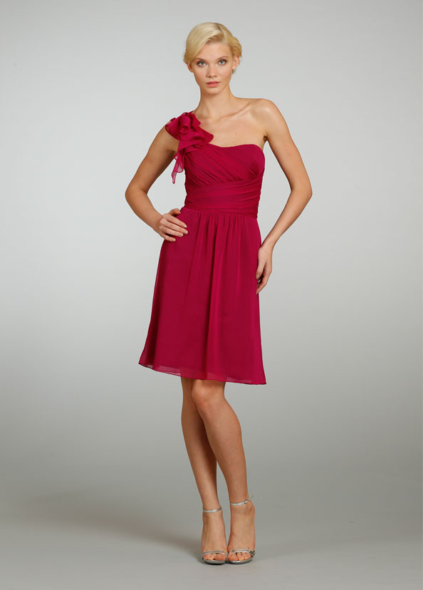 Bella Bridesmaid Bridesmaids and Special Occasion Dresses Style A307 by JLM Couture, Inc.
