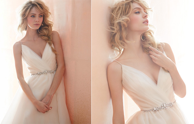 Blush Bridal Dresses Style 1453 by JLM Couture, Inc.