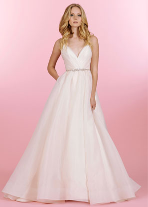 Blush Bridal Dresses Style 1453 by JLM Couture, Inc.