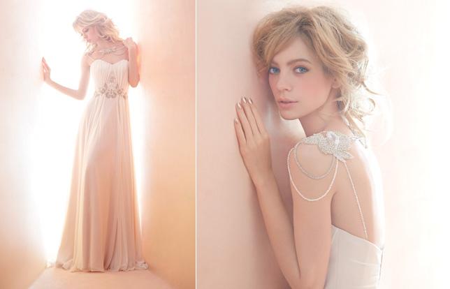 Blush Bridal Dresses Style 1452 by JLM Couture, Inc.