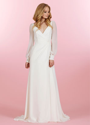 Blush Bridal Dresses Style 1456 by JLM Couture, Inc.