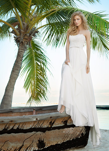 Blush Bridal Dresses Style 1508 by JLM Couture, Inc.