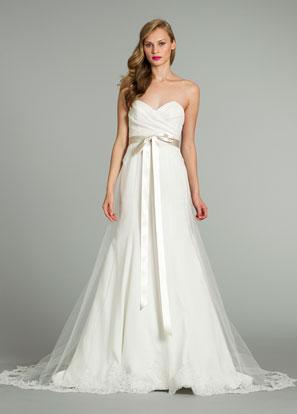 Blush Bridal Dresses Style 1254 by JLM Couture, Inc.