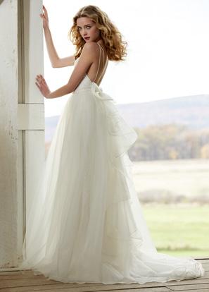 Blush Bridal Dresses Style 1201 by JLM Couture, Inc.