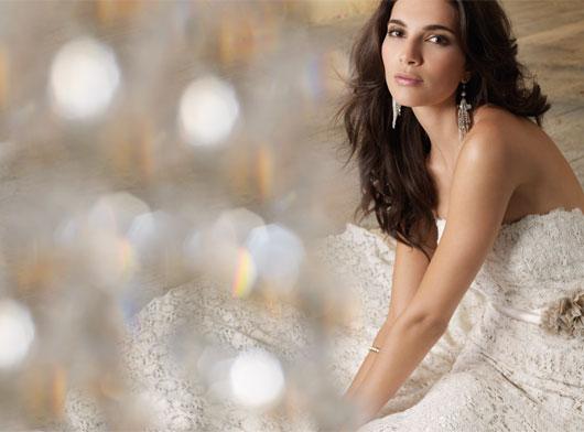 Blush Bridal Dresses Style 1057 by JLM Couture, Inc.