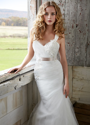 Blush Bridal Dresses Style 1205 by JLM Couture, Inc.