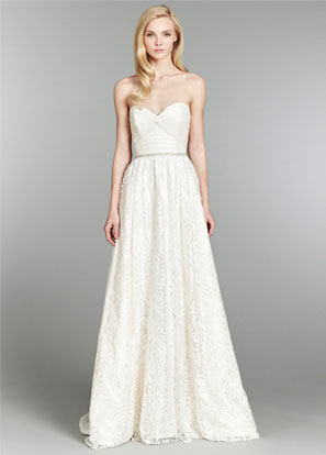 Blush Bridal Dresses Style 1356 by JLM Couture, Inc.