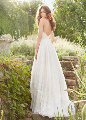 Blush Bridal Dresses Style 1350 by JLM Couture, Inc.