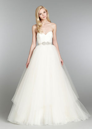 Blush Bridal Dresses Style 1354 by JLM Couture, Inc.