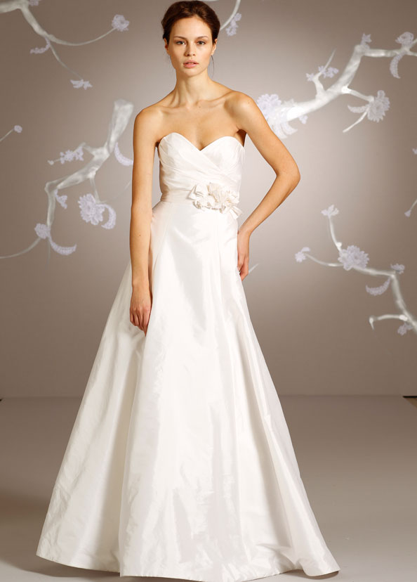 Blush Bridal Gowns, Wedding Dresses Style 1103 by JLM Couture, Inc.