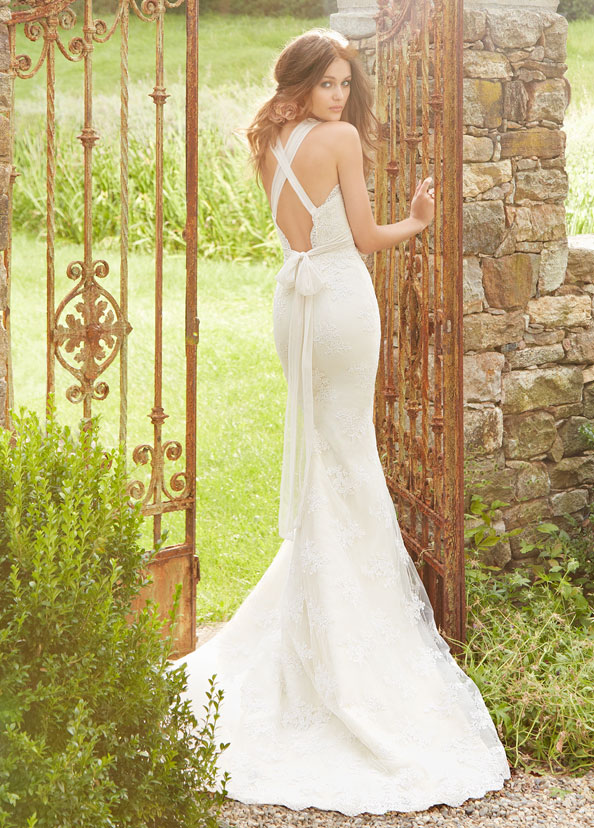 Blush Bridal Gowns, Wedding Dresses Style 1351 by JLM Couture, Inc.