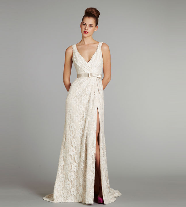 Blush Bridal Gowns, Wedding Dresses Style 1256 by JLM Couture, Inc.
